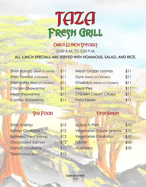 luch-specials